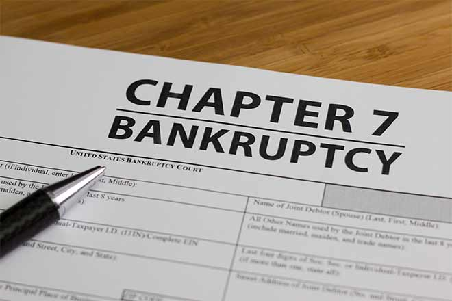 How to Decide Between Chapter 13 and Chapter 7 Bankruptcy - chapter 7